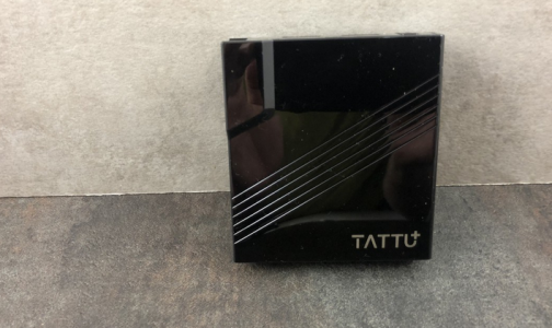 Charge two devices at home or on-the-go with the Tattu 2in1 Power